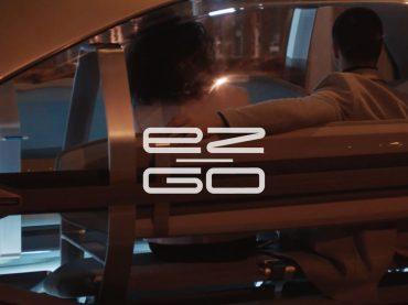 Renault Studie: EZ–GO