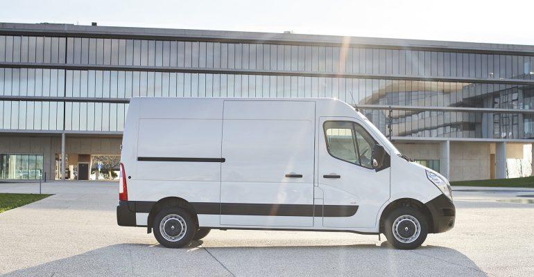 Renault Master Z.E.: Neuer Elektrotransporter für die City
