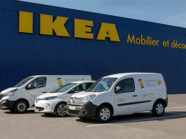 Renault und Ikea starten Car-Sharing-Partnerschaft in Frankreich
