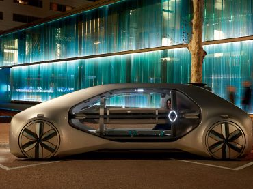 Projekt selbstfahrendes Auto