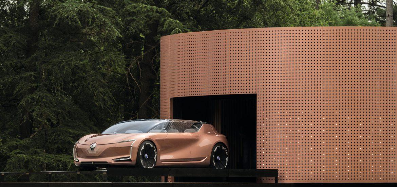 Architektin Tina Kentner kreiert Designs für die Mobilität von morgen