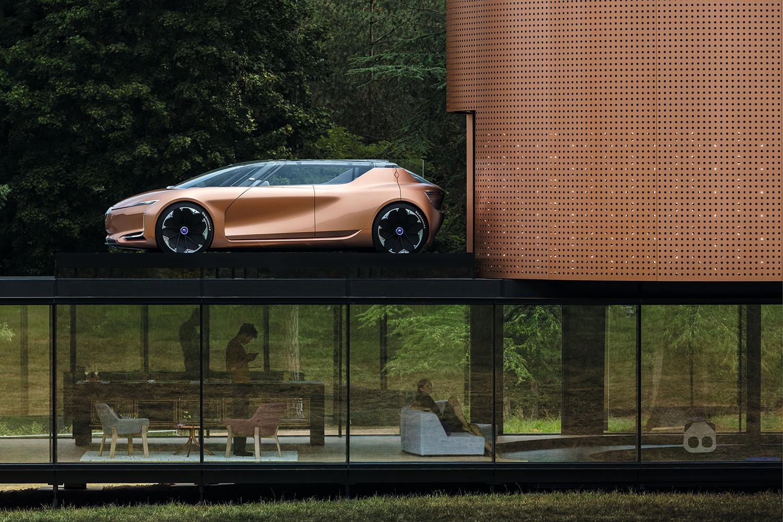 Gebäude für mehr Mobilität, Autos für mehr Lebensqualität