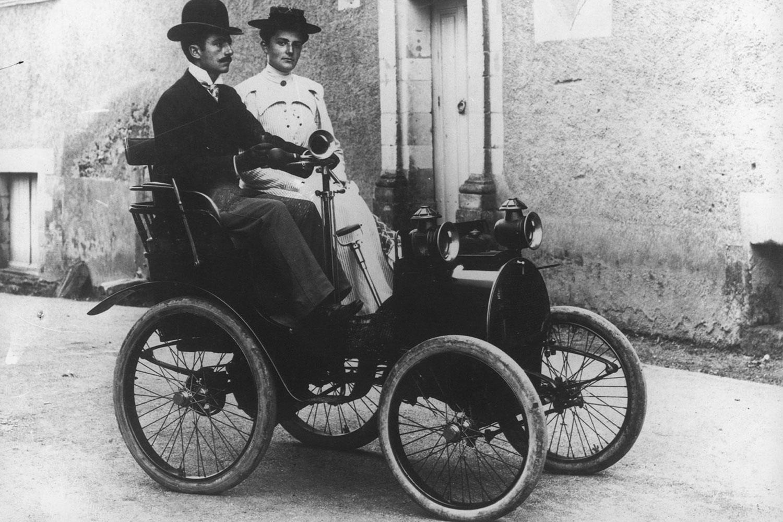 Das mussten Chauffeure wissen: Automobiltipps von früher