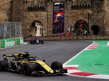 Toller Platz fünf für Carlos Sainz