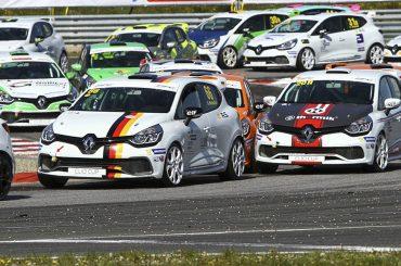 Fantastisches Vollgasspektakel: Clio Cup Central Europe