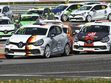 Fantastisches Vollgasspektakel: Clio Cup Central Europe