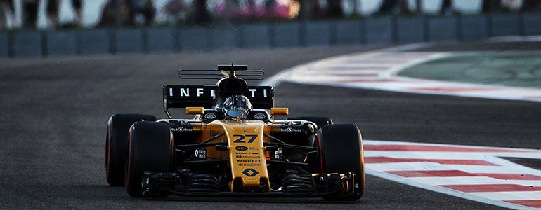 Sicherheitsausrüstung in der Formel 1