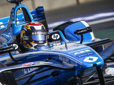 Formel E in Mexiko: Renault e.dams feiert Podestplatz