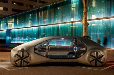 Renault EZ-GO in Genf: Autonomes Robo-Taxi mit E-Antrieb