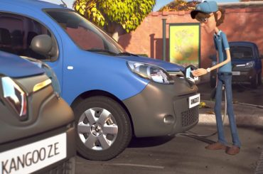 Renault Z.E. lässt den Funken überspringen