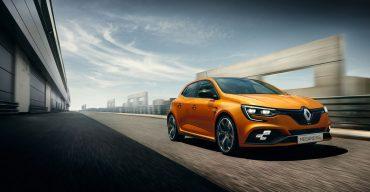Renault Megane R.S. im Rennsport-Modus