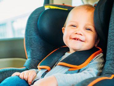 Kinder sicher transportieren: Sechs wichtige Tipps