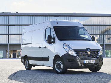 Transporter mit Elektroantrieb und vielseitiger Ausstattung