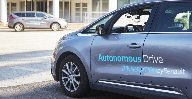 Erlkönige im Einsatz: So testet Renault die Autos von morgen