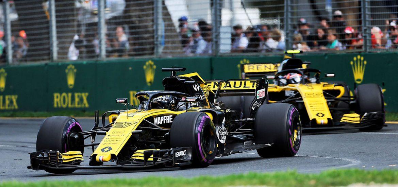 Formel 1 Nico Hülkenberg fährt auf Platz sieben