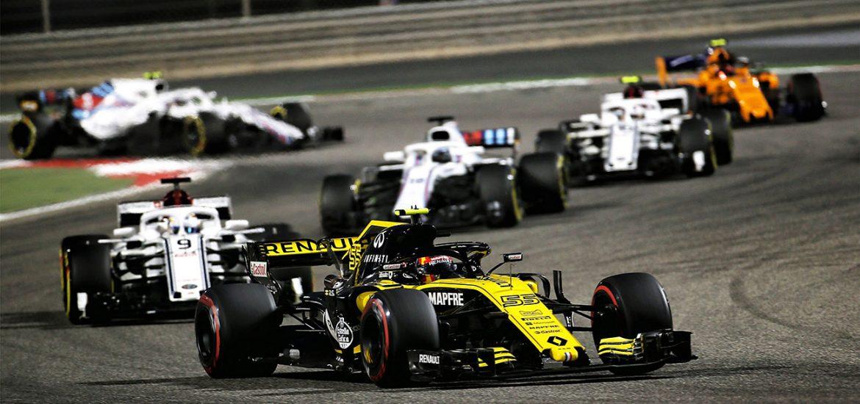 Renault Sport Formel 1 Carlos Sainz