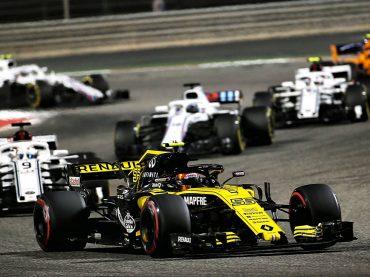 Rang sechs für Nico Hülkenberg beim Nachtrennen in Bahrain