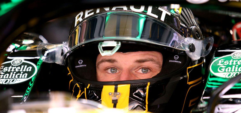 China-Grand Prix Ricciardo siegt, Werksfahrer Hülkenberg