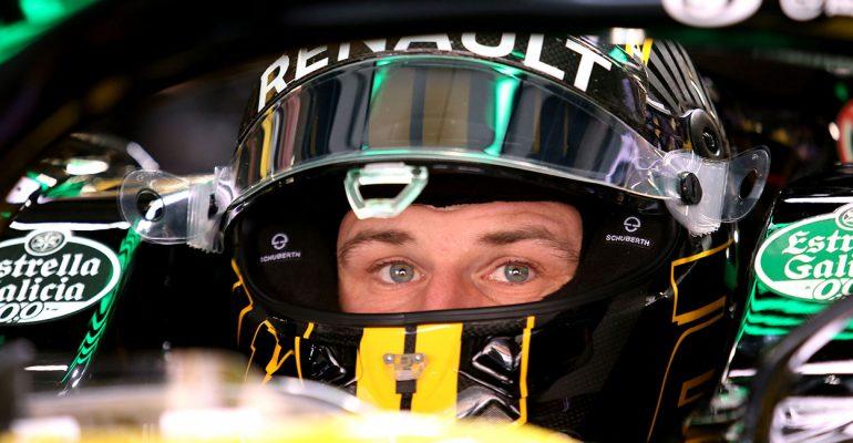 Renault im China-Grand Prix ganz vorn