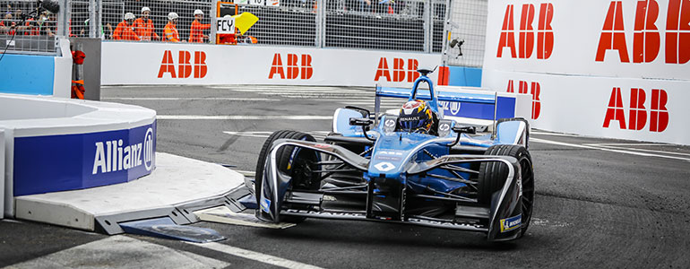 Renault e.dams zeigt spannendes Rom-Debuet