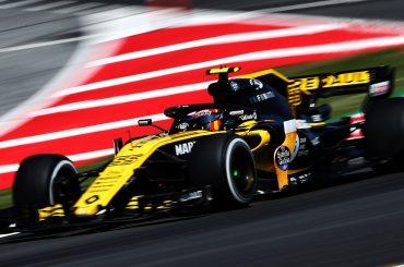 Starkes Heimrennen für Renault Sport F1 Pilot Carlos Sainz
