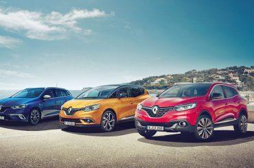 Am 17. März ist Renault Tag!