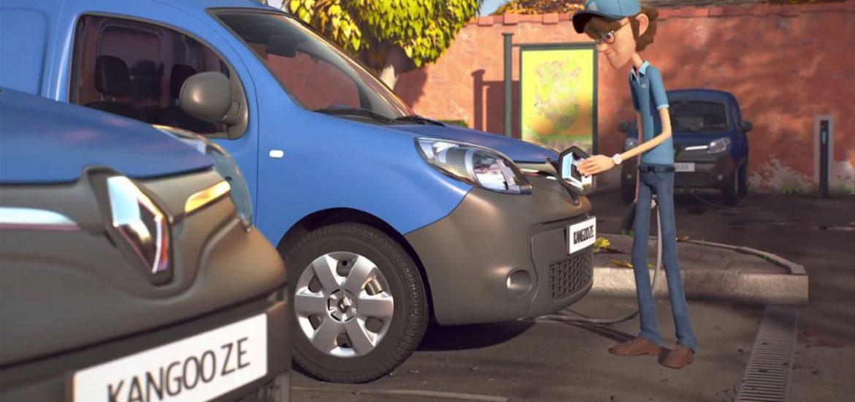 Renault Z.E. lässt an Valentinstag den Funken überspringen