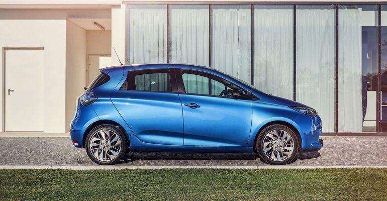 """Renault ZOE erneut """"Restwertriese 2022"""""""