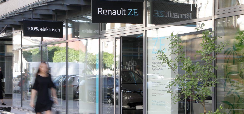 Zweiter Renault Concept Store in Berlin