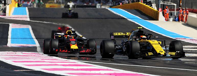 Vive la France: Erfolgreicher Heim-Grand Prix für Renault
