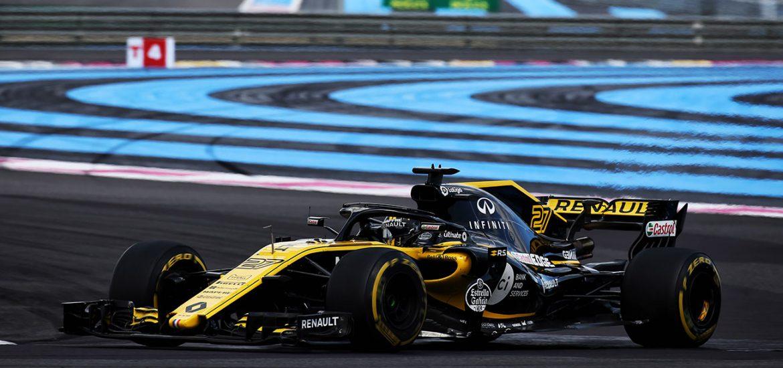 Renault Sport: Erfolgreicher Heim-Grand Prix für Renault