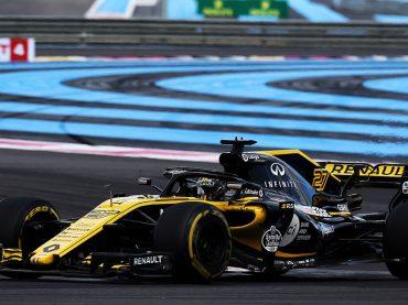 Renault punktet im Heimrennen mit beiden Autos