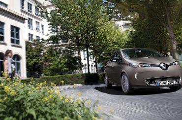 Renault und Stadt Paris starten urbanen Mobilitätsservice mit Elektroautos