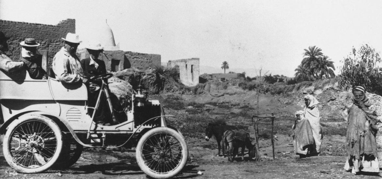 Automobil Tipps aus dem vorigen Jahrhundert