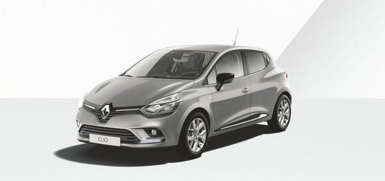 CLIO LIMITED: Sondermodell mit reichhaltiger Ausstattung