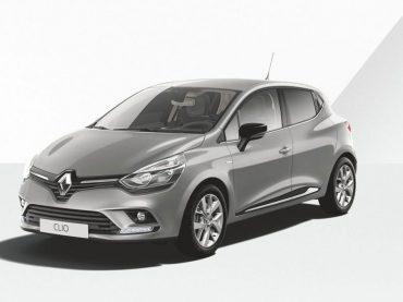 CLIO Sondermodell LIMITED: Viel Auto für kleines Geld