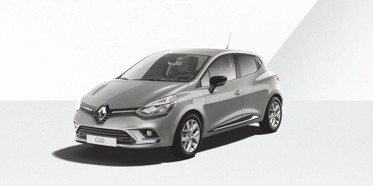 Clio Sondermodell Limited Viel Auto Für Kleines Geld Renault Welt