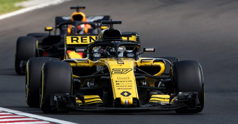 Pech beim Puszta-Grand Prix