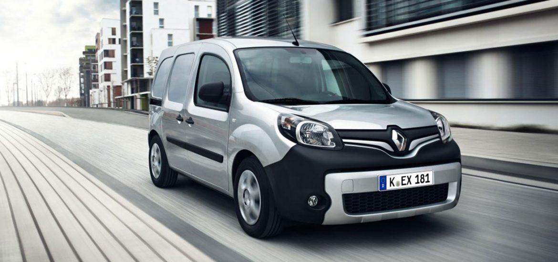 Neuzulassungen: Renault Top bei leichte Nutzfahrzeuge