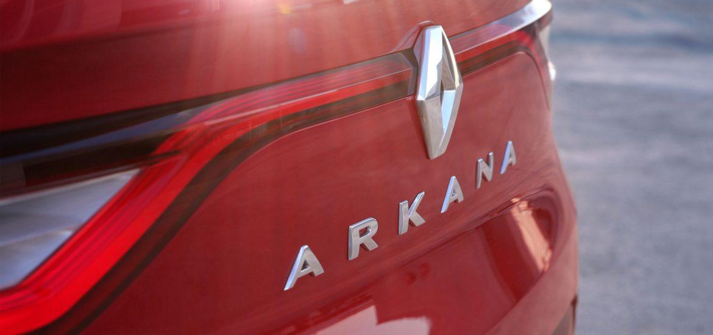Renault Arkana Crossover