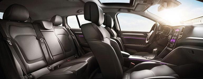 Auto Test: CLIO und MÉGANE Grandtour top in Preis-Leistung