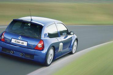 Clio V6: Legendärer Mittelmotorsportler