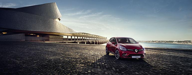 Ideale Firmenwagen: Renault Clio, Mégane und Kadjar