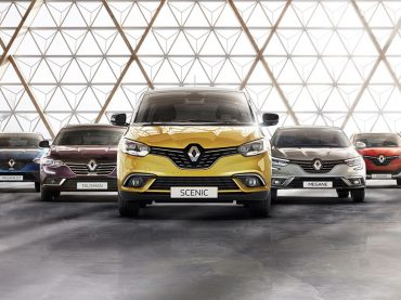 Flotte Firmenwagen von Renault lassen keine Wünsche offen