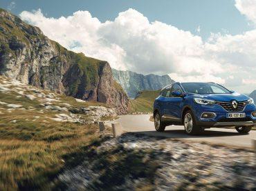Renault Kadjar mit noch mehr Komfort, markanter Optik und neuen Motoren