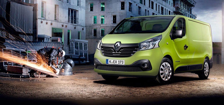 Echte Profis: die leichten Nutzfahrzeuge von Renault – auf der IAA Nutzfahrzeuge