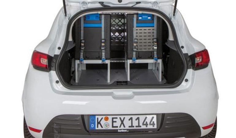 Clio Cargo auf der IAA