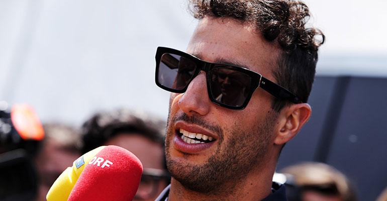 Formel 1: Daniel Ricciardo startet 2019 für Renault