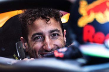 F1-Pilot Daniel Ricciardo fährt 2019 für Renault