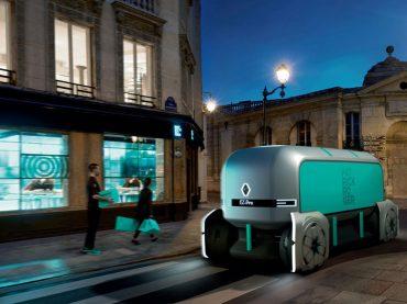 Weltpremiere: Renault EZ-Pro auf der IAA Nutzfahrzeuge